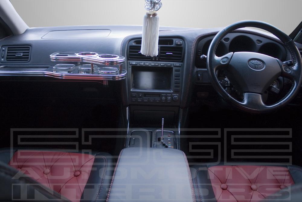 VIP Style Toyota Aristo Retrim