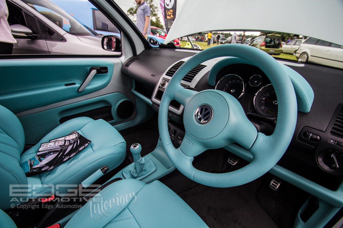 Lupo interior retrim | Edge Automotive