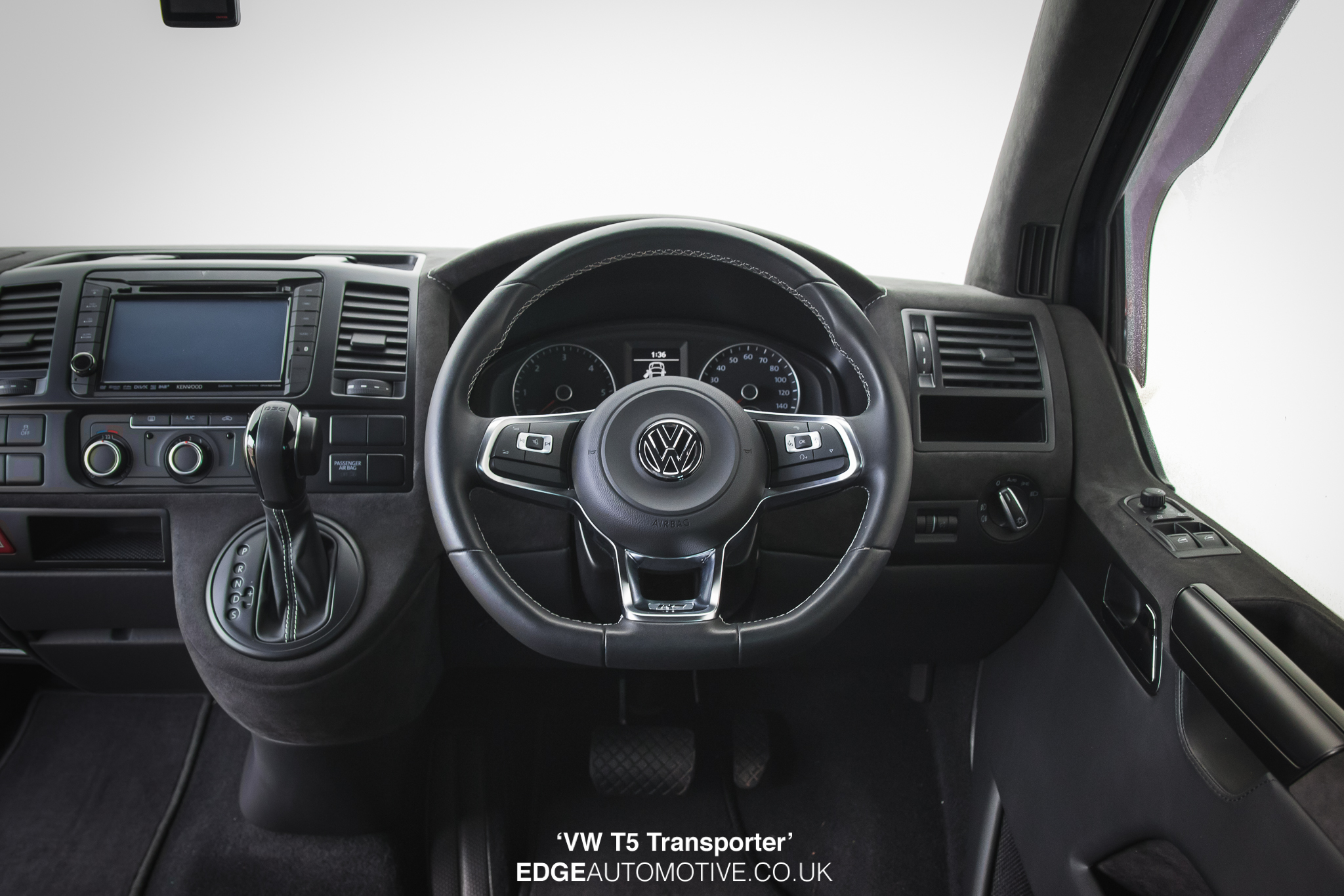 vw t5 transporter interior retrim edge automotive. Black Bedroom Furniture Sets. Home Design Ideas