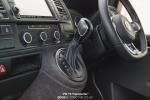 Leather and Alcantara retrim on a VW T5 Transporter interior