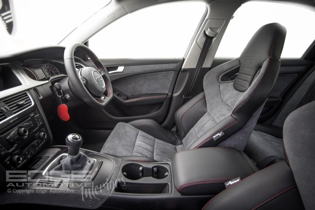 Henrys Audi A4 Retrim