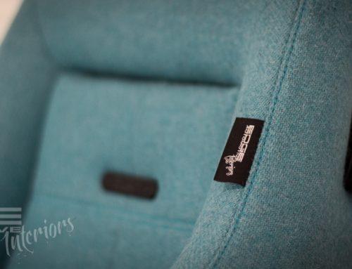 Tweed Retrim on RECARO Classics