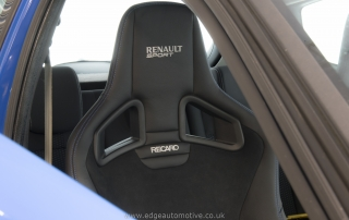 RECARO Sportser CS Leather/Alcantara retrim