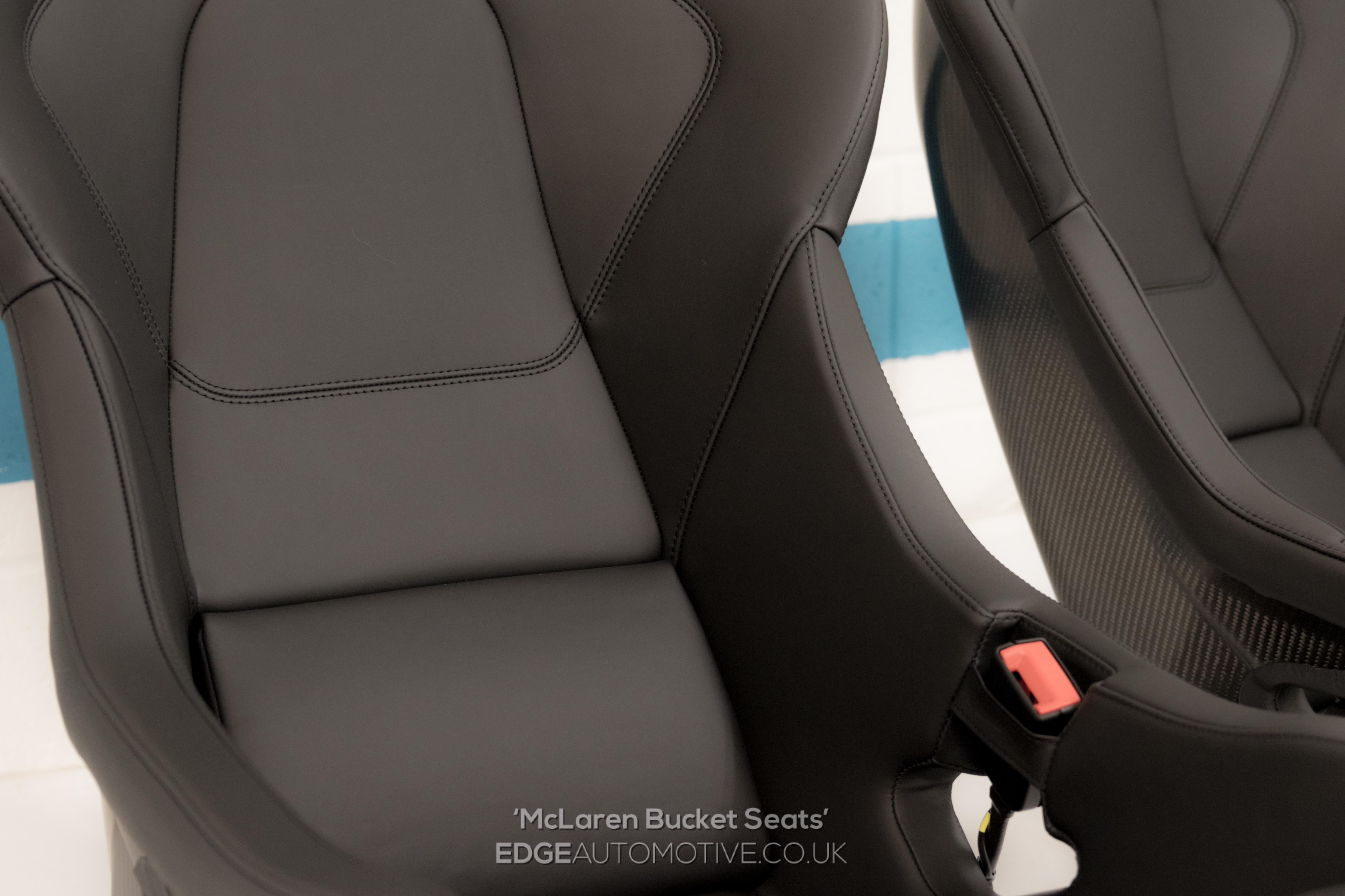 McLaren leather retrim