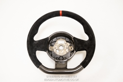 steering wheel retrim