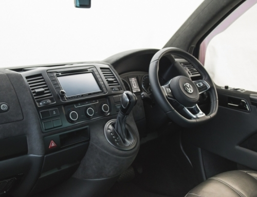 VW T5 Transporter Interior Retrim