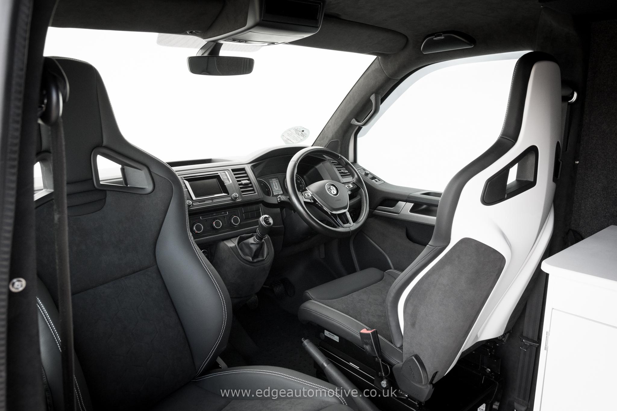 vw T6 Interior